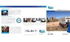 G25WMI-2A-T4 - Mobile Generators - Brochure