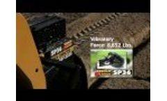 Trench Grader Model SP36 Video