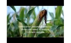 SelectShot CapstanAG - Video