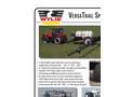 Wylie - Model VersaTrail - Pull-Type Sprayer
