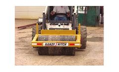 Handy Hitch - Single Drum Packers/Rollers