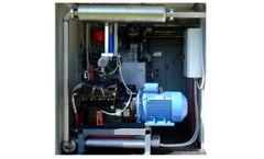 GasiFlex - Model 50 - Biomass Gasifier Power Unit