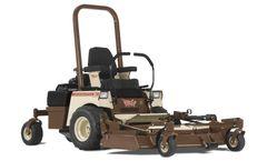 Grasshopper - Model 729 BT - FrontMount Mower