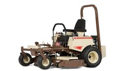 Grasshopper - Model 126V - MidMount Mower
