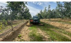 3D dimensional inspections on fruit harvesting machines