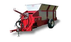 Millcreek - Model 406, 506, 606, 706 - Standard Row Mulchers