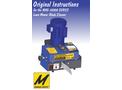MAG-12008 Cleaner Manual