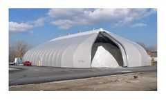 Tensioned Membrane Structures for Public Works