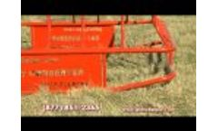 Hay Conserving Hay Bale Feeders - the Hay Conserver Feeder and Hay Monster - Video