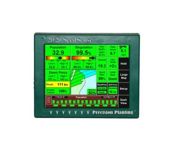 SeedSense - Version 20/20 - Planter Monitor System