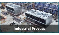 Heat transfer products solutions for the industrial process sector