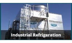 Heat transfer products solutions for the industrial refrigeration sector