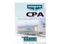 Evapco - Model CPA - Critical Process Air Systems - Brochure