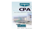 Evapco - Model CPA - Critical Process Air Systems - Brochure