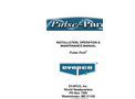 Pulse~Pure - Non-Chemical Water Treatment System - Manual