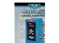 Matrix Liquid Level Control - Brochure