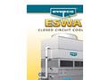 Evapco - Model ESWA - Closed Circuit Cooler - Brochure