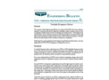 Variable Frequency Drives Engineering Bulletin