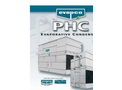 Evapco - Model PHC - Evaporative Condenser - Brochure
