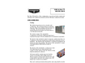 Model CPA-Ultra - Hygienic Air Handling System - Technical Specifications