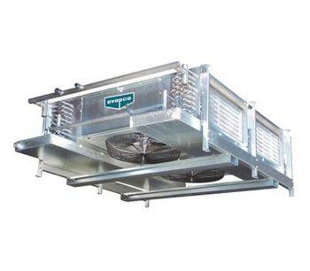 Evapco - Model SSTDB Series - Dual-Coil, Low-Profile Evaporators