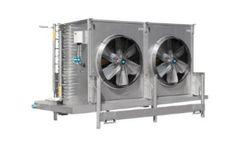 Evapco - Model SSTMB Series - Small to Medium Size Unit Evaporators Coolers