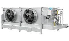 Evapco - Model SSTXB Series - Low Profile Unit Evaporators Coolers