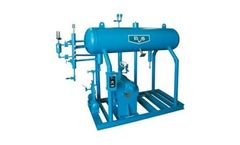 Evapco - Model MPS - Semi-Welded Plate Chiller Package