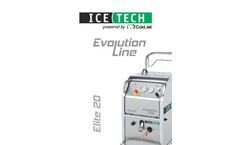 Elite - Model 20 - Dry Ice Blasting Machine Brochure