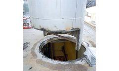 Steel Chimneys - Repairs & Maintenance Services