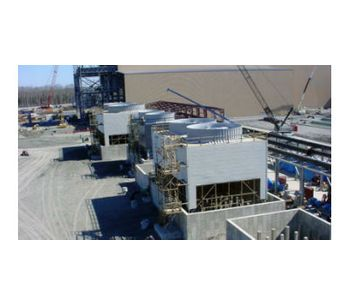 Model CSD Series - Industrial Cooling Towers