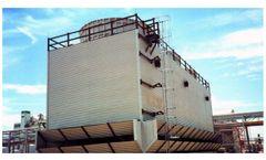 Model CSR Series - Industrial Cooling Towers