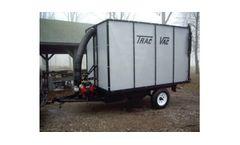 TRAC VAC - Model 288 - Leaf Trailer