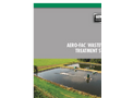 Aero-Fac - Wastewater Treatment System - Brochure