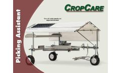CropCare - Model PA1600 - Picking Assistant - Brochure