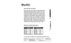 Complete Series 32 Model, Pressure and Temperature Ratings Brochure