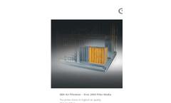 GEA Air Filters Data & Facts- Brochuer