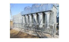 Moldow - Model MX - Dust Extraction System
