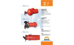 MBR - Model MX Series - Mixers Brochure
