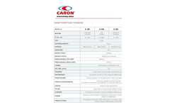 Caron - Model C SERIES - Transporters Brochure