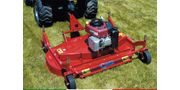 Front and Rear Mowers