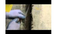 Krystol Leak Repair System Video