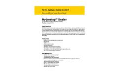 Hydrostop - High-Performance Penetrating Sealer Brochure