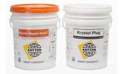 Kryton - Krystol Leak Repair System