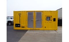 Girtz Z-Cube - Containerized Industrial Equipment for Mobile Applications