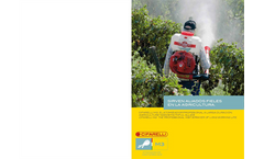 Cifarelli M3 Series Knapsack Mist Sprayer Brochure