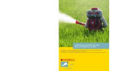 Cifarelli L3 Series Knapsack Mist Sprayers Brochure