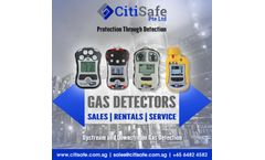 Proper Cleaning of Gas Detector Instrument