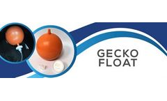 Gecko Float - Model M008-3012-000 - CITISAFE PTE LTD IS PLEASED TO PRESENT OUR NEWEST PRODUCT