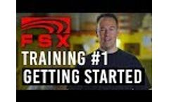 FSX Training #1 - Getting Started Video